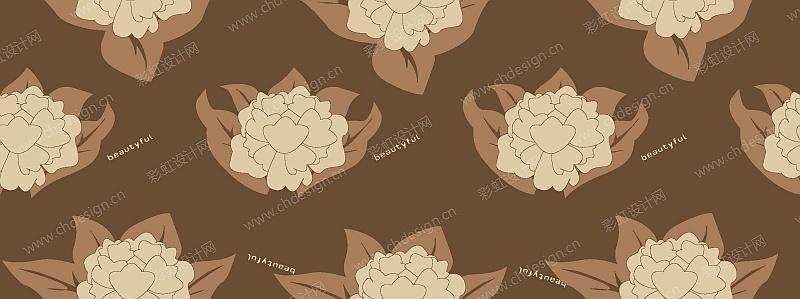 纺织印花布图案设计修改