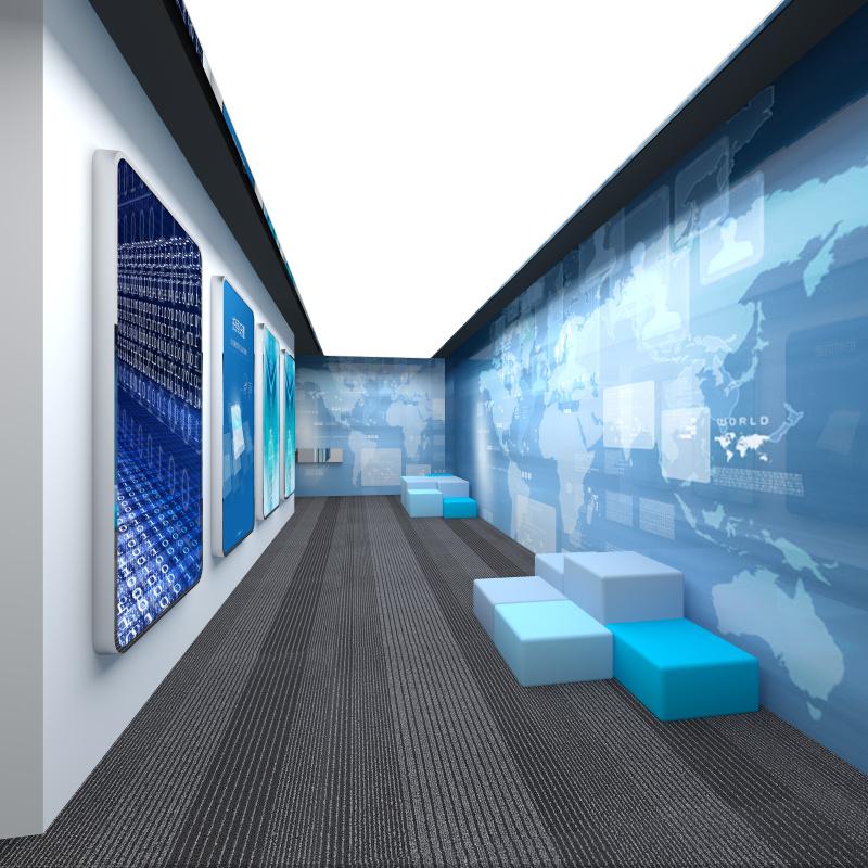 传媒空间设计