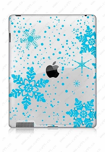 欧美简约时尚Ipad 手机壳图案设计