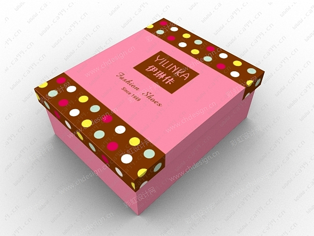 食品礼品果品咖啡茶叶鞋盒包装盒