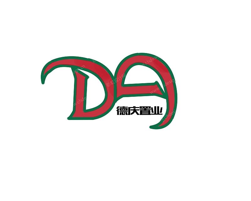 德庆logo