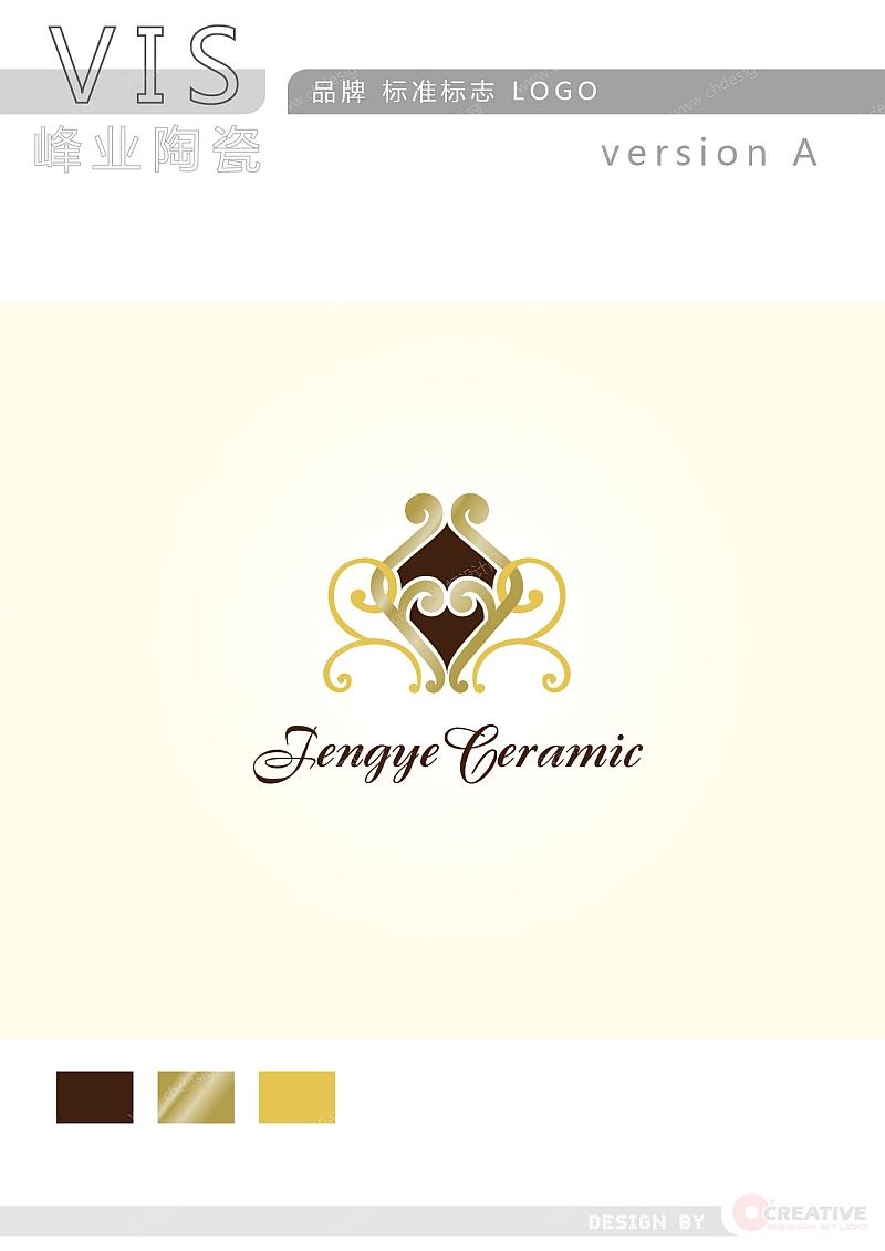 FENG YE CERAMIC -LOGO -A-D