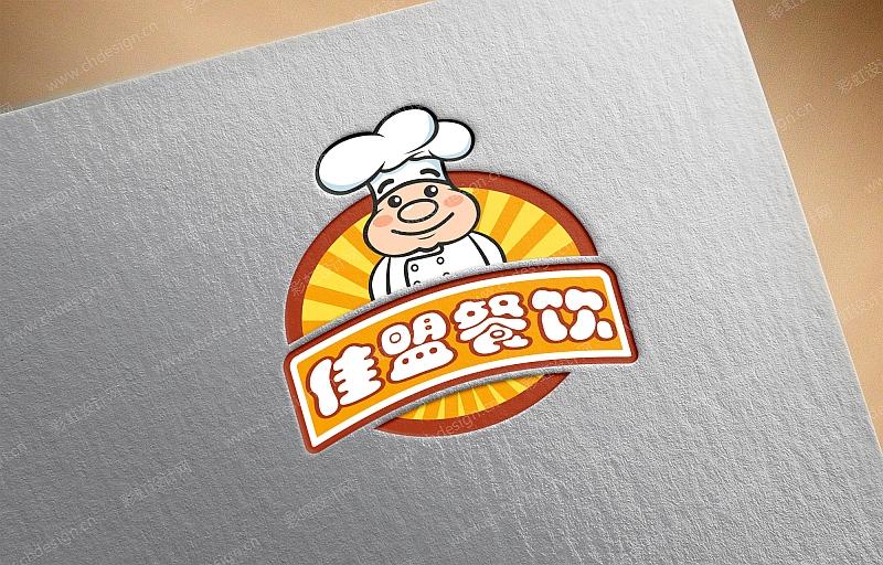佳盟餐饮logo设计 加急!!!