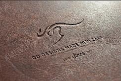 袋鼠主题logo设计