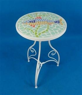 花园马赛克圆桌