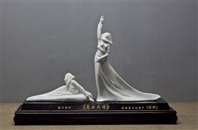 陶瓷-惠女風情-非物質文化遺產