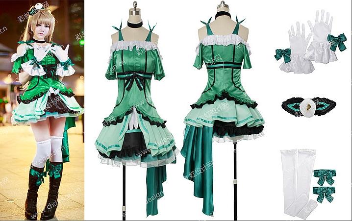 cosplay服装设计