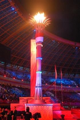 印尼全运会主火炬设计