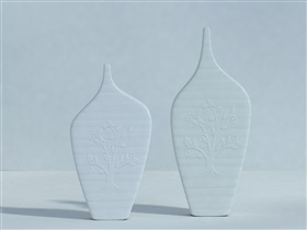陶瓷摆饰瓶设计