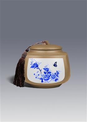 陶瓷花紙圖案設計