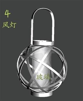 風燈家居工藝品設計
