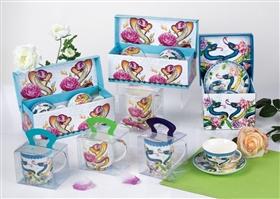 陶瓷餐具花卉系列花纸