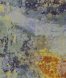 抽象地毯图案