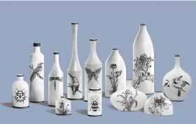 家居陶瓷花瓶