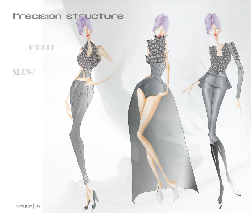 女装礼服设计