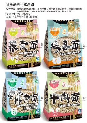方便面袋包裝設計