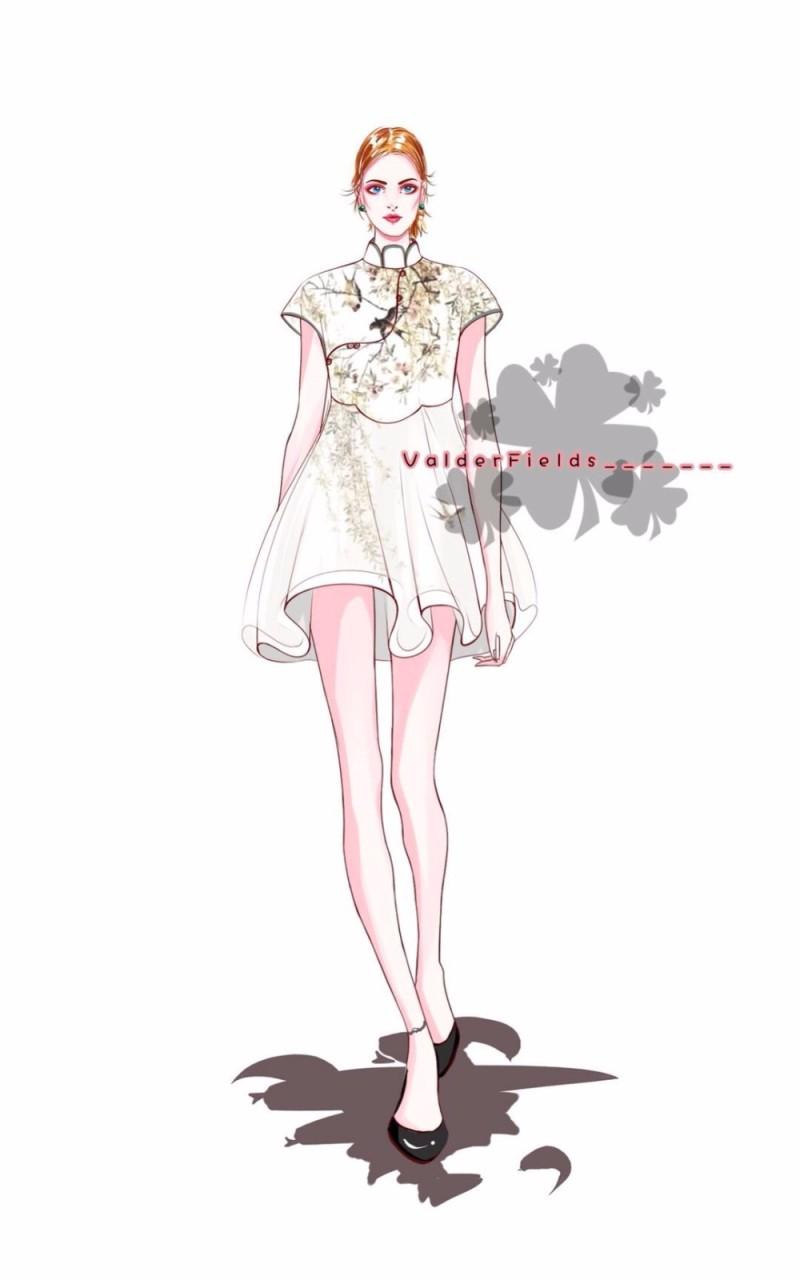 女装连衣裙系列
