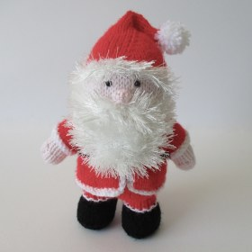 针织圣诞老人