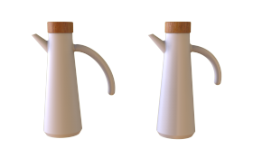 陶瓷调料壶
