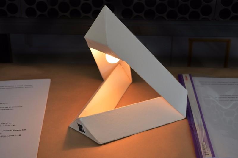 金字塔台灯