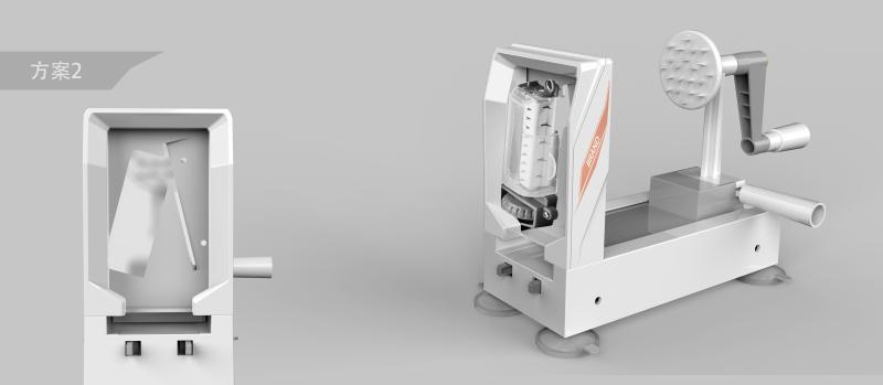 切菜机设计
