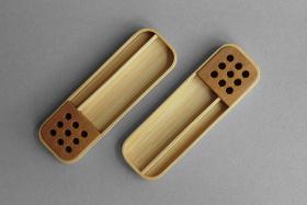FASA竹制文具盒