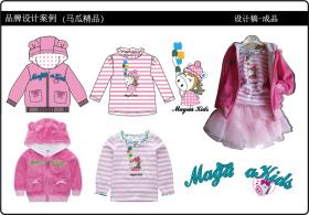 男童嬰幼童裝設計