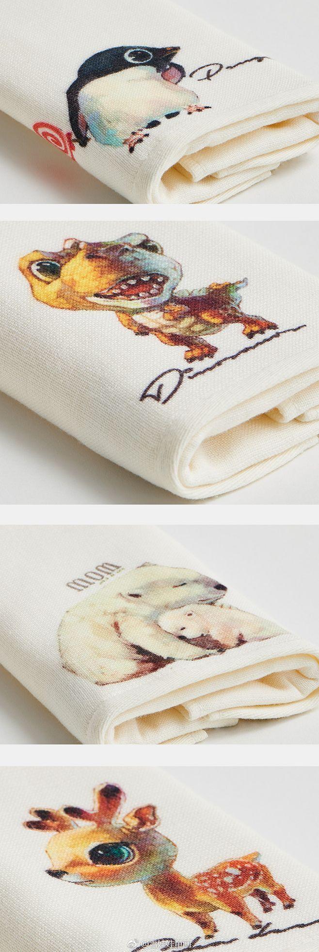 萌宠儿童毛巾