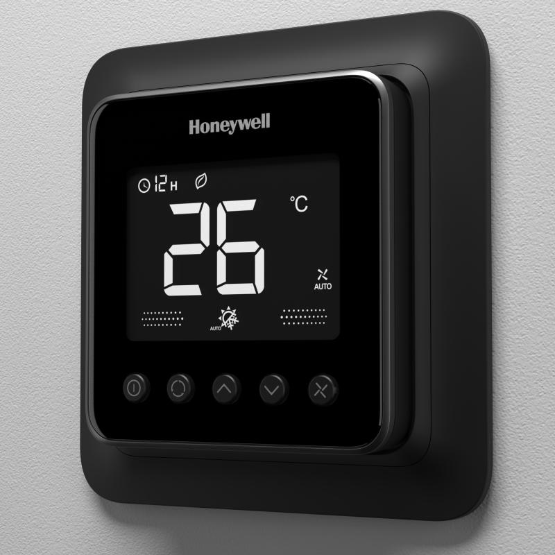 酒店智能温控器外观设计及交互设计