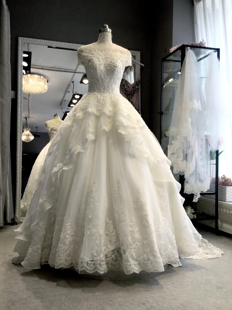 结婚婚纱礼服高级定制
