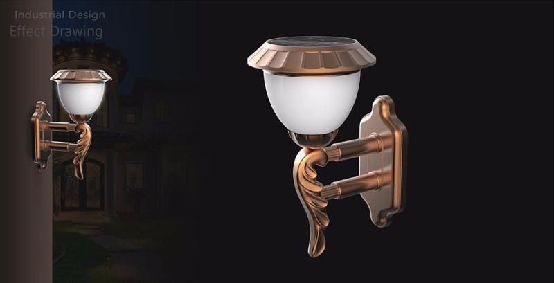 几款庭院灯