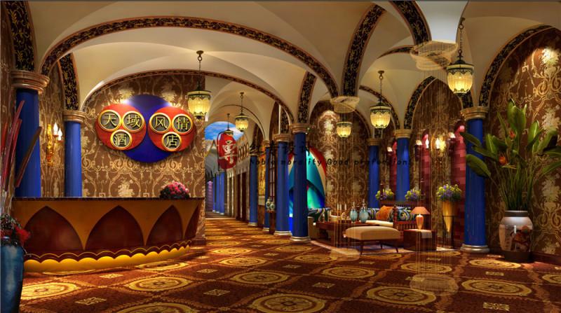 成都酒店设计