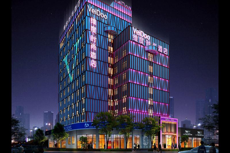 成都主题酒店设计—红专设计|