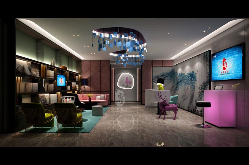 成都商务酒店设计—红专设计|一花一世界主题酒店