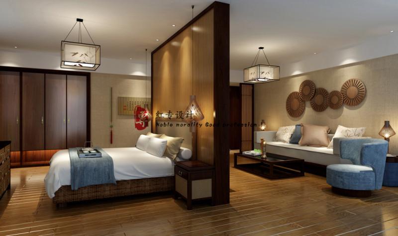 重庆酒店设计—红专设计|品竹大酒店