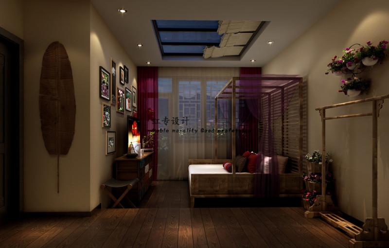 四川酒店设计—红专设计|花涧主题酒店