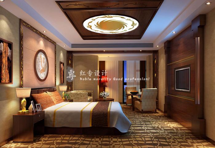 重庆酒店设计公司—红专设计|蜀语印象酒店