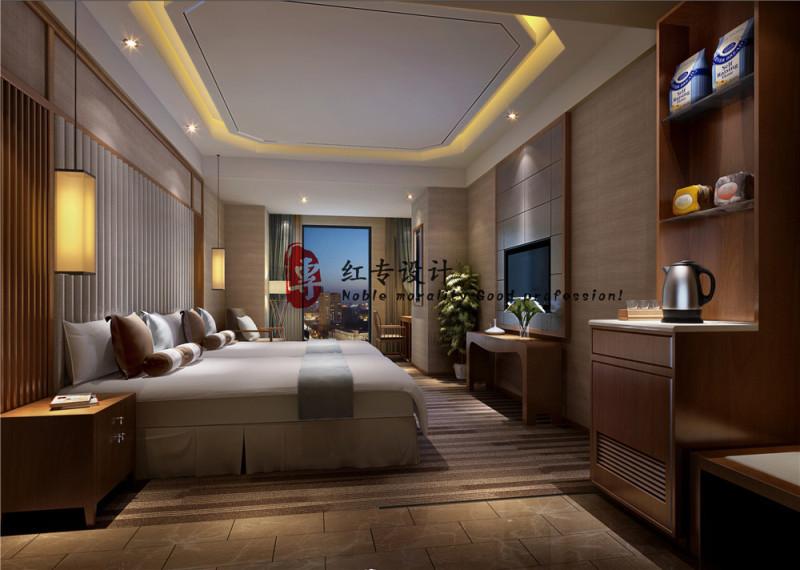 四川酒店设计公司—红专设计|茗山居酒店