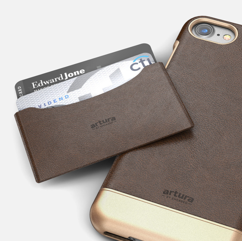 iPhone7皮革手机套