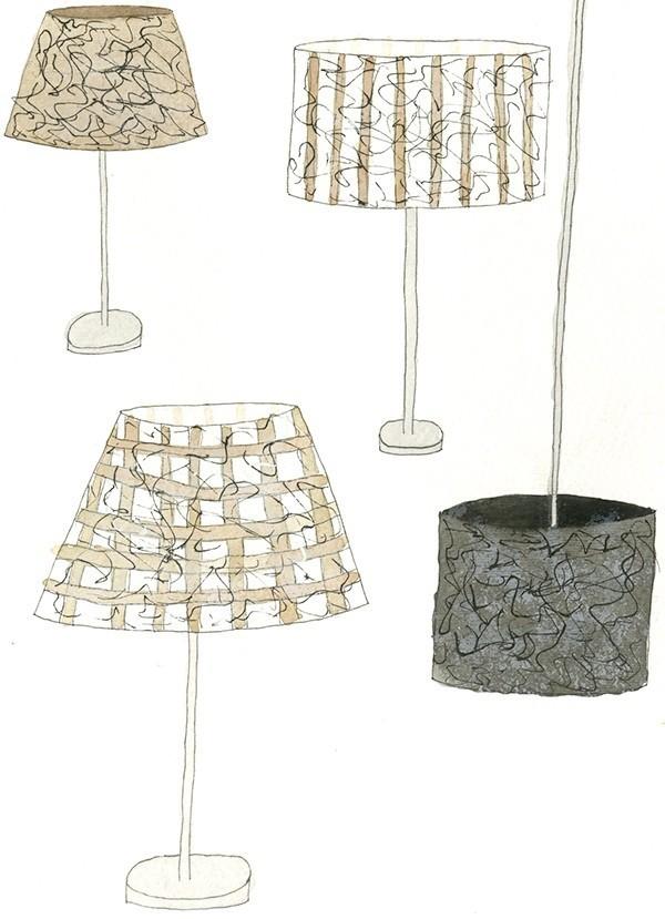 灯具-旅行热