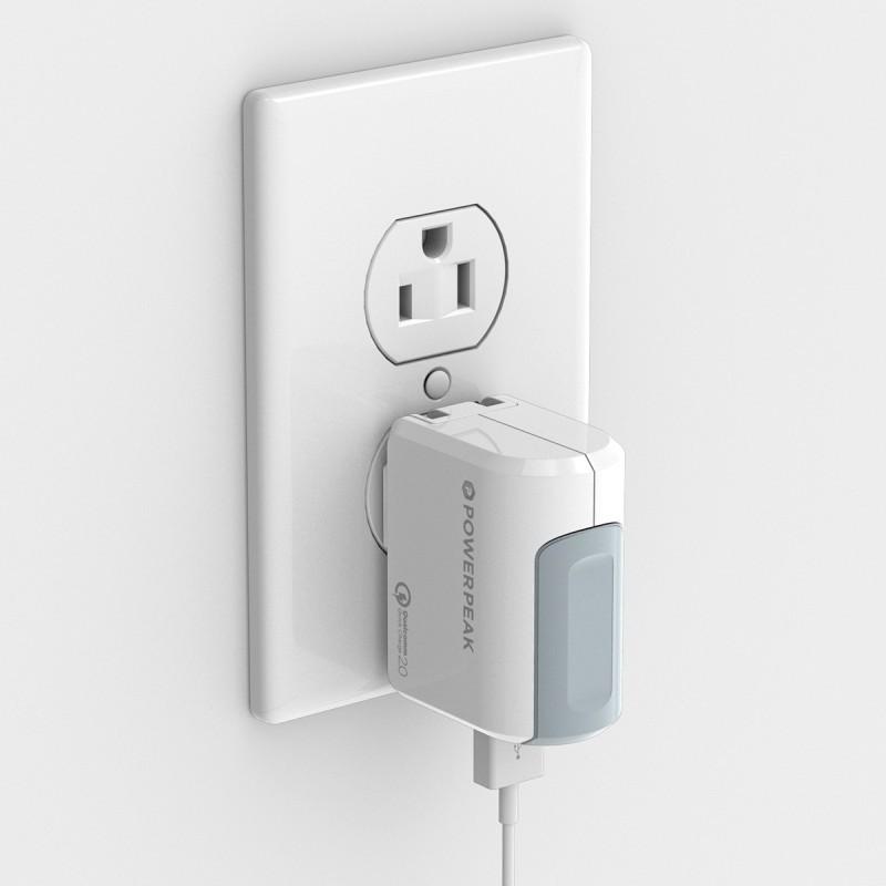 Powerpeak 高速充电器