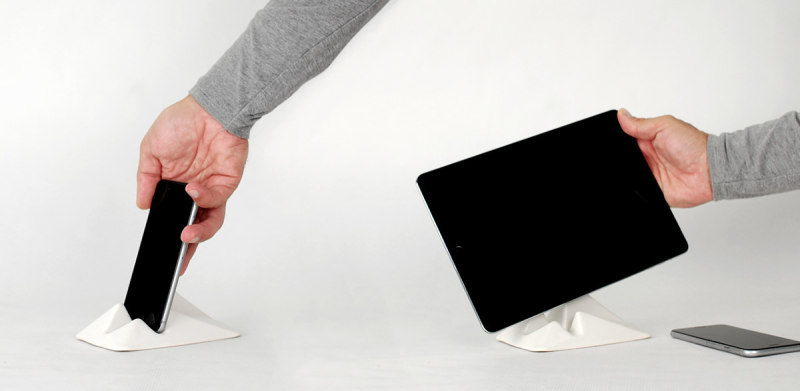 Montelouro陶瓷手机电脑支架