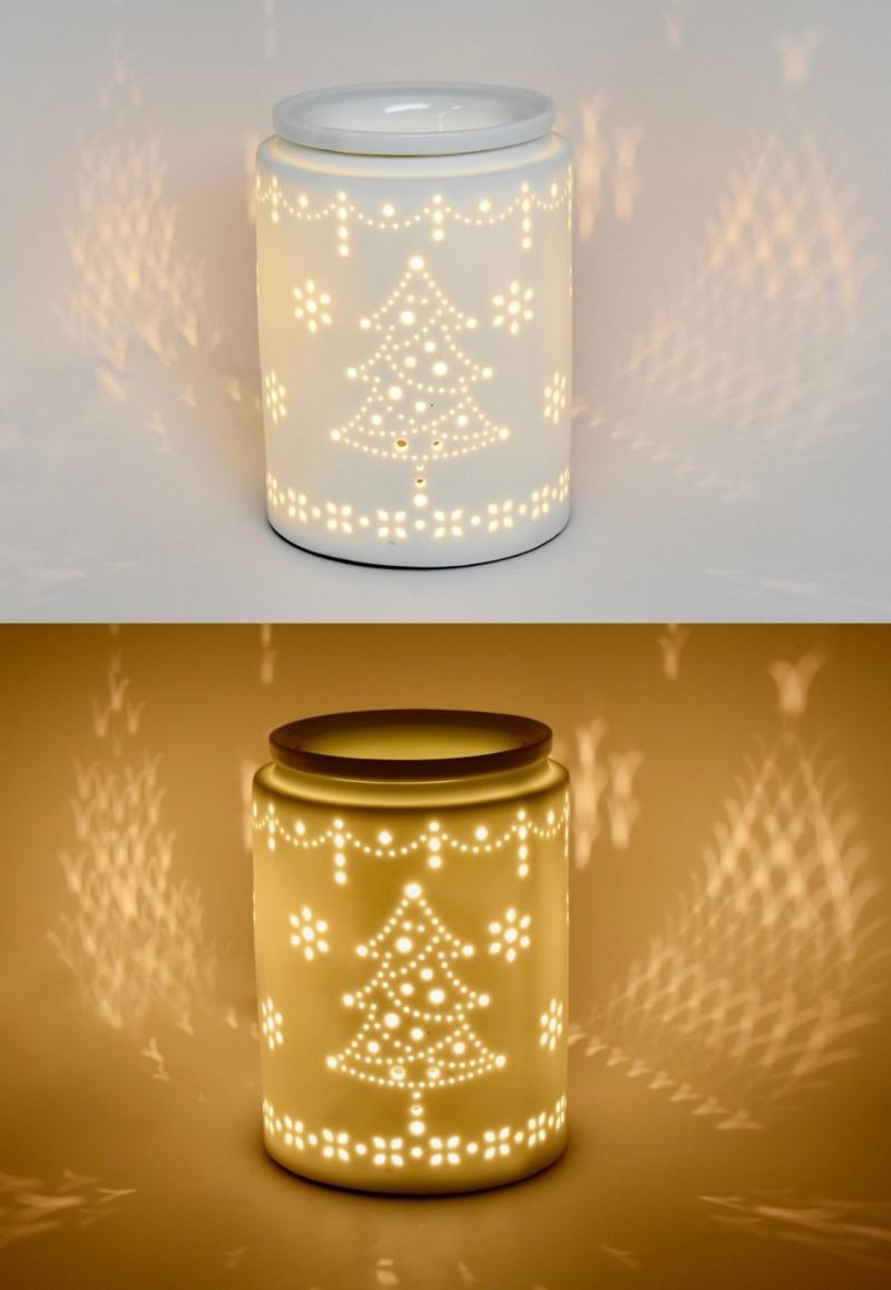 圣诞烛台/取暖器设计