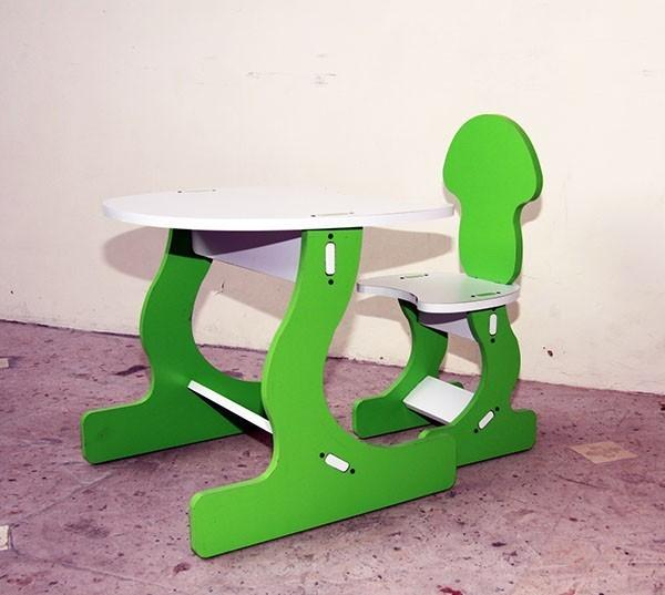 Luum儿童桌椅