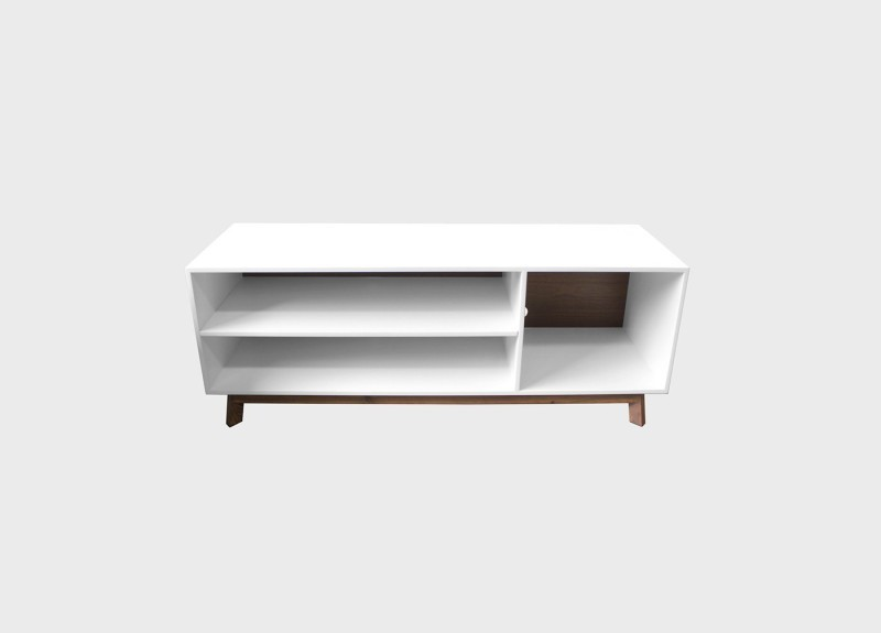 Aria胡桃木餐具柜