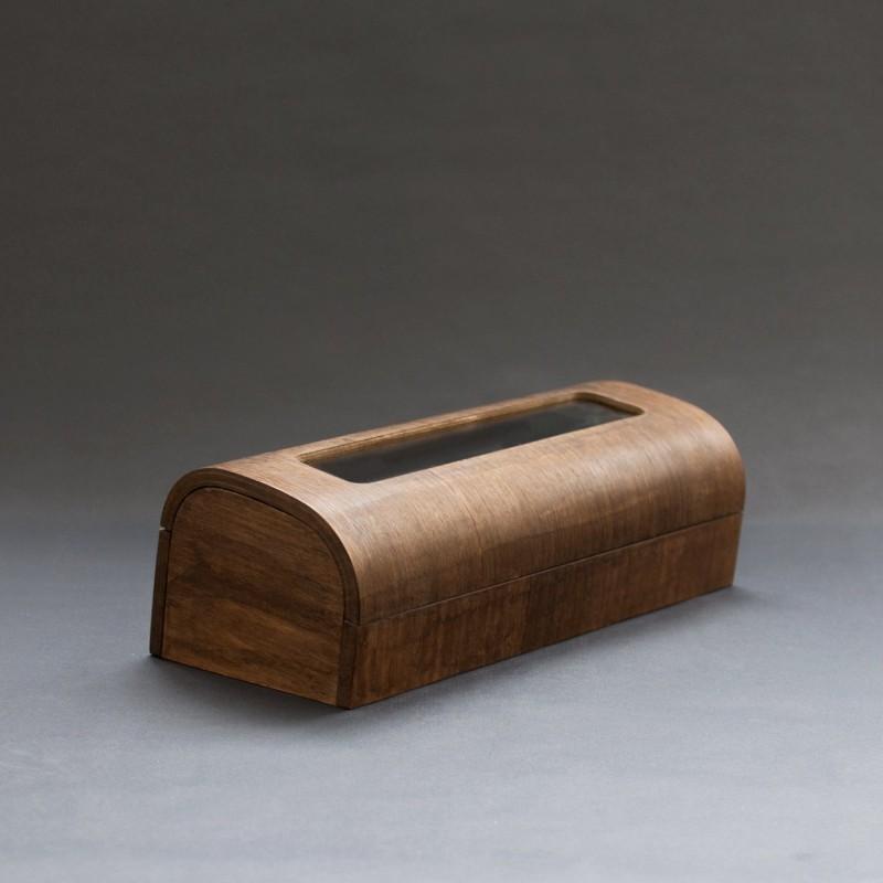 现代手工手表盒