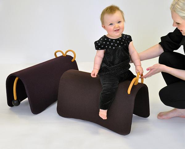 儿童凳子-虚构的朋友