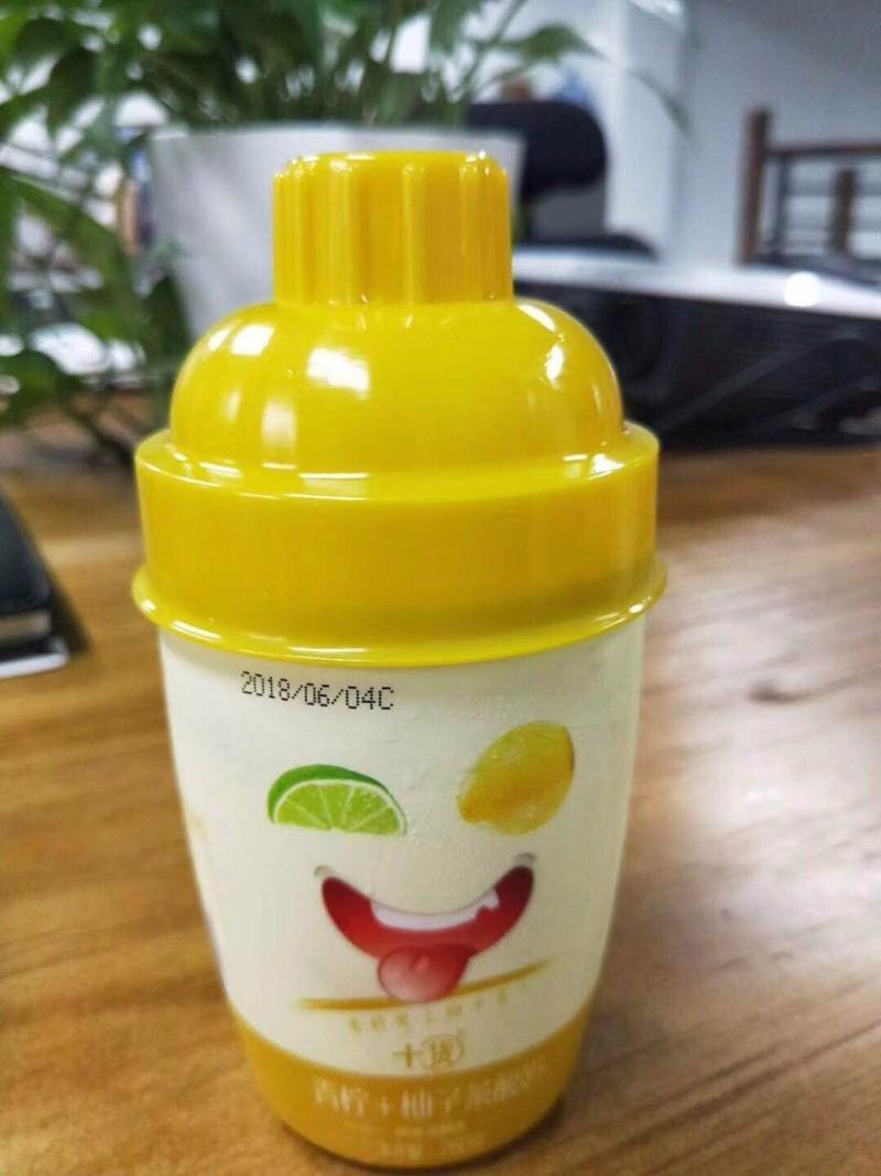 果粒酸奶包装