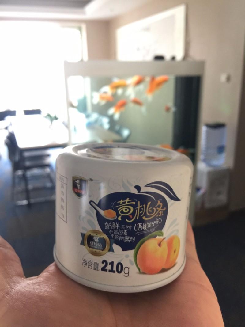 中高端水果罐头