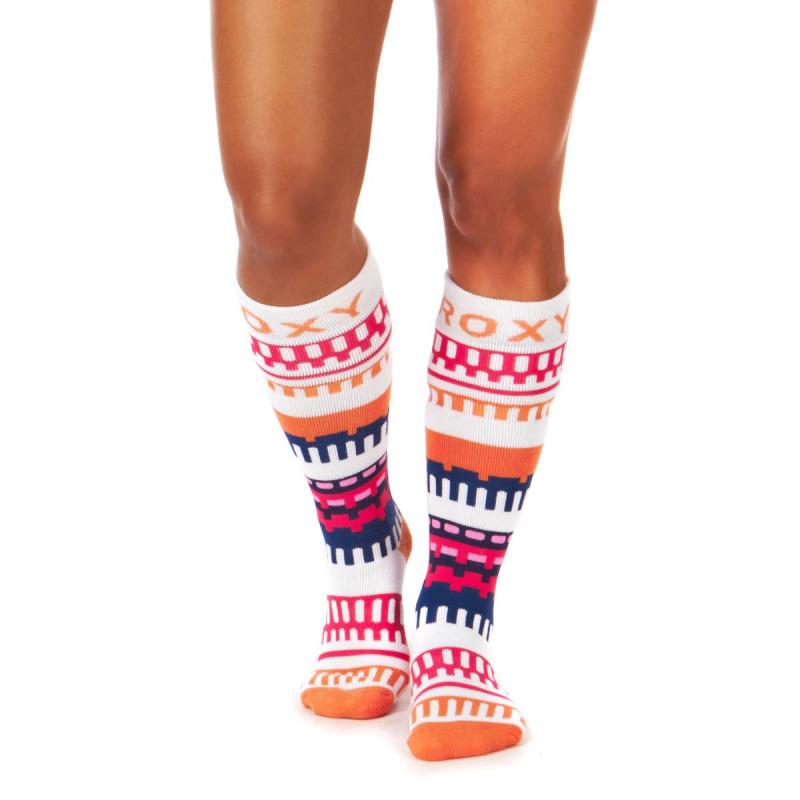 Roxy袜子图案设计